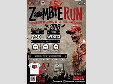 Zombie Run 2018 MY Runners Running & Cycling Events