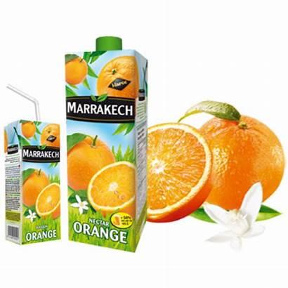 Marrakech Orange Jus Nectar Maroc Pulp 1l
