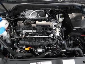 Vw Golf R Engine Cover Installed