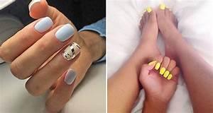 Nail Art Printemps 2018 : 6 couleurs de vernis ongles tendance au printemps 2018 ~ Dode.kayakingforconservation.com Idées de Décoration