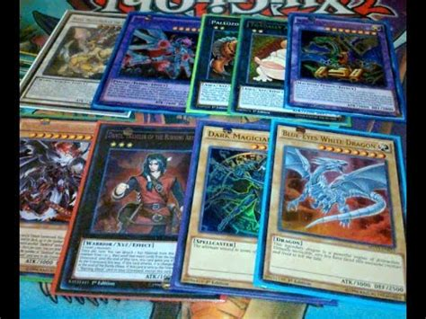 Yugioh Deck Types 2017 by Yugioh Top Ten Decks Of 2017 Wooo Best