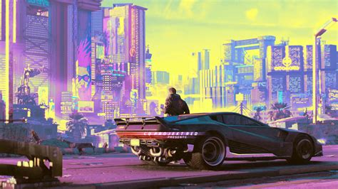Feel free to download any artworks in 4k, 5k or 8k resolutions. Cyberpunk 2077 Artistic 4k, HD Games, 4k Wallpapers, Images, Backgrounds, Photos and Pictures