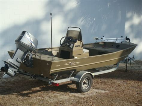 Used G3 Aluminum Fishing Boats by My Free Boat Plans Aluminum Boats G3