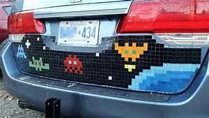 Pixel Art Voiture Facile : mosa que carrelage pixel art voiture ~ Maxctalentgroup.com Avis de Voitures