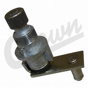 J5453957 Short Windshield Wiper Pivot  Fits 1976