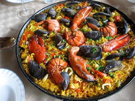 so cook cuisine the gourmet project seafood paella page 349