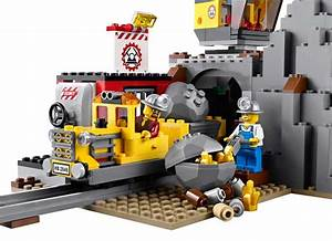 Amazon Com  Lego City 4204 The Mine  Toys  U0026 Games