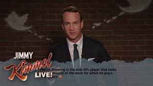 Mean Tweets - NFL Edition #3 - YouTube