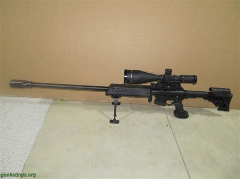 50 Bmg Sniper Rifles by Gunlistings Org Rifles Bohica 50 Bmg Sniper Rifle Ar 15