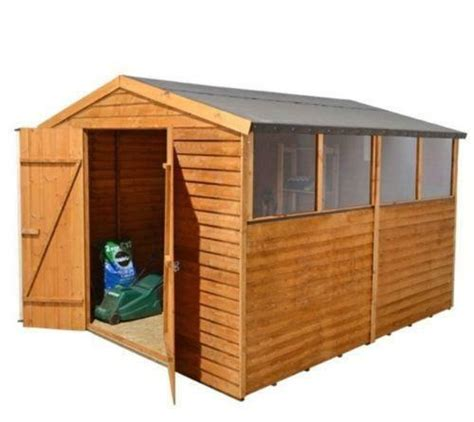 10ft X 6ft Shed by 10ft X 8ft Shed Ebay