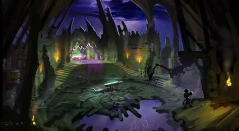 Disney Epic Mickey Concept Art