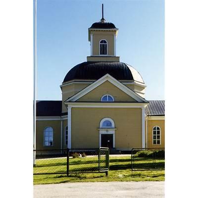 File:Church in Kuhmo Finland.jpg