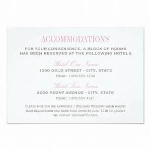 best 25 accommodations card ideas on pinterest wedding With wedding invitations wording for hotel accommodations