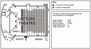 Example Of A Lecture Theatre Layout