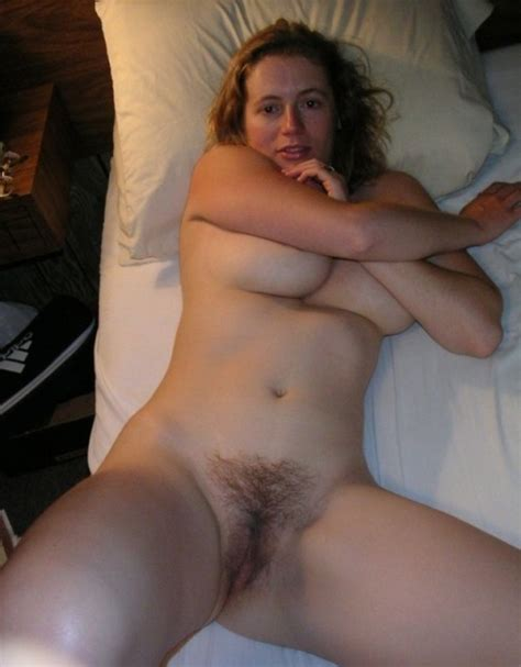 Busty Amateur Hairy Pussy Luscious