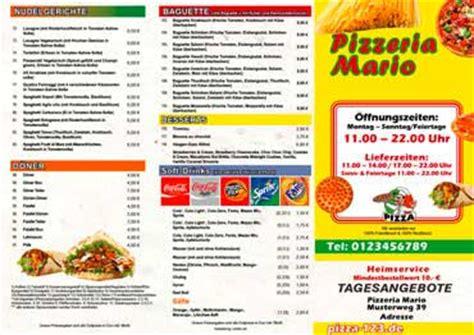 pizza flyer erstellen gestalten drucken  ab