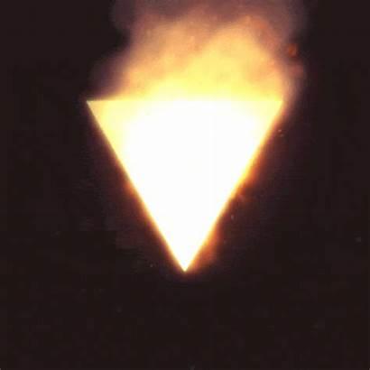Fire Animated Burning Gifs Triangle Amazing Animations
