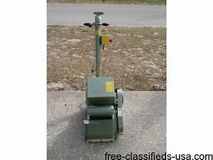 lagler hummel commercial 8 inch belt floor sander tools With lagler floor sander for sale