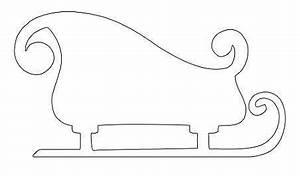 Traineau Du Pere Noel : gabarit traineau pere noel recherche google brico deco noel pinterest traineau pere noel ~ Medecine-chirurgie-esthetiques.com Avis de Voitures