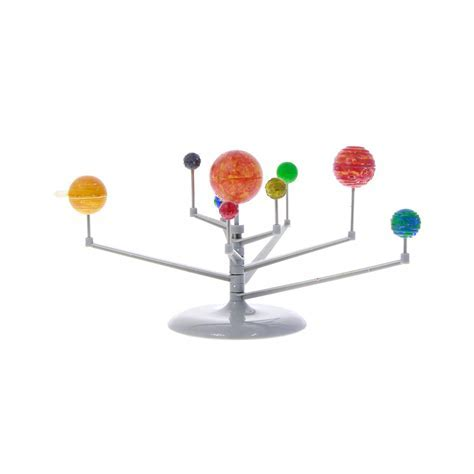 Make your own solar system   Natural History Museum Online