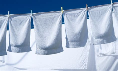 conseils pour d 233 couvrir la beaut 233 du bleu sur votre linge blanc trucs pratiques