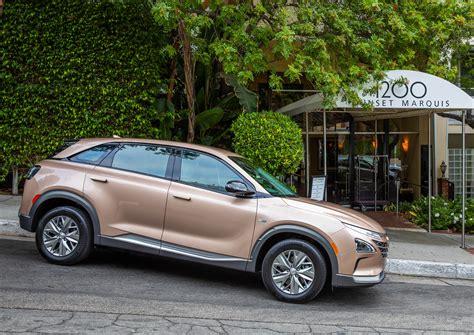 2019 Hyundai Nexo Fuel Cell Coming Soon - The Green Car Guy
