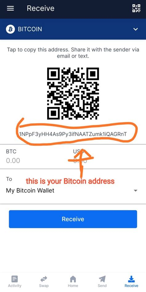 The best bitcoin wallets out there make it easy to secure and manage your cryptocurrency, but selecting the right option can still be a little tricky in this guide, we delve into the best bitcoin wallets available to help you choose the optimal platform for your needs. How to know Bitcoin address on blockchain wallet » Opsta Lite