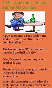 Man in the bar ... Funny Jokes