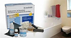 Jäger Aqua Fliesenlack : badewanne lackieren mit badewannenlack jaeger ~ Watch28wear.com Haus und Dekorationen