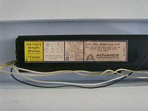 How To Replace A Fluorescent Ballast - Dengarden