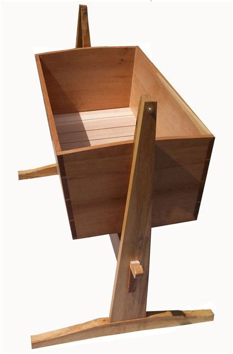 baby cradle dimensions woodworking projects plans