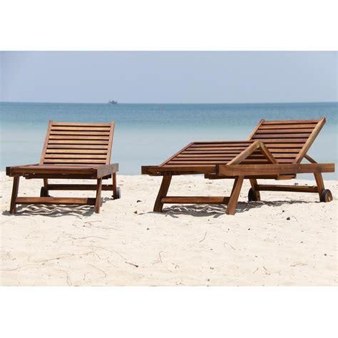 chaise longue bois dessus bois dessous achat vente de
