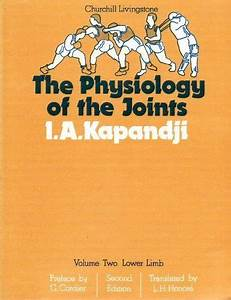 Free Download  The Physiology Of The Joints  Annotated