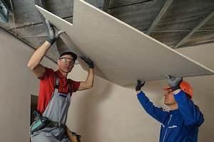 Faire un faux plafond : techniques de pose et astuces