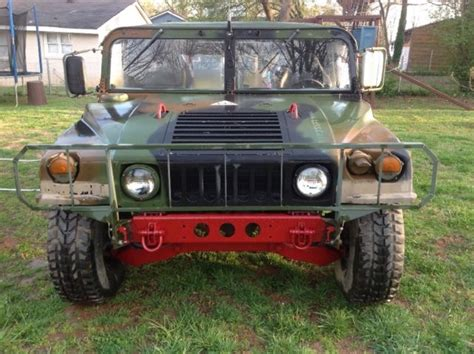 original hummer h1 1994 hummer h1 original military humvee for sale hummer
