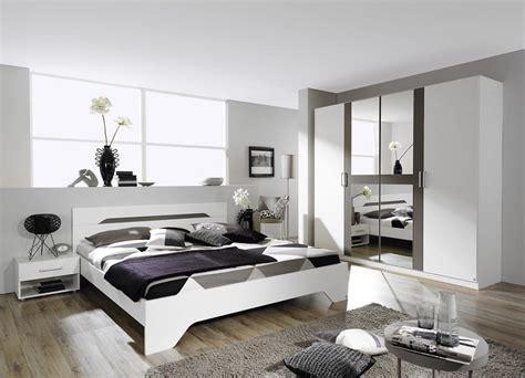 chambre grise  blanche  idees zen  modernes pour se