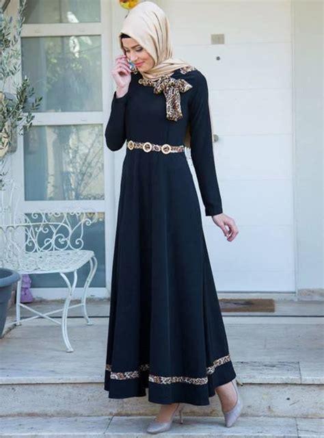 image chic robe longue moderne