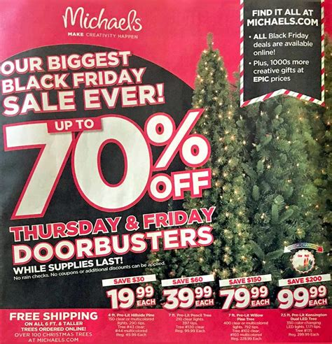 black friday sale on christmas trees black friday 2018 ads deals and sales