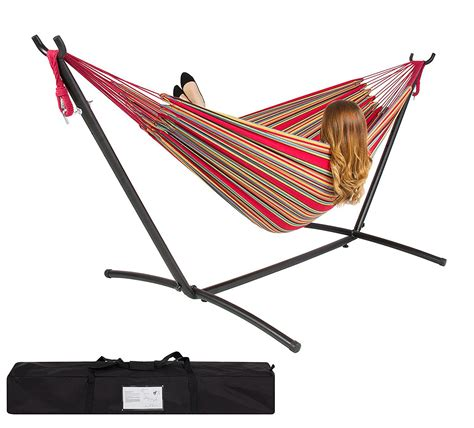Free Standing Hammock by Best Choice Products Free Standing Hammock Best Backyard