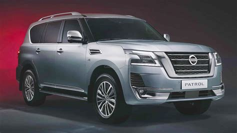 2020 Nissan Patrol SUV Launch Expected In India As A CBU ...