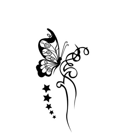 black  white tattoos clipartsco