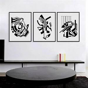 2018 latest black and white wall art sets wall art ideas With black wall art