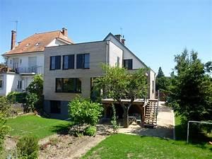 Style De Maison : sur l vation de maison une solution d 39 agrandissement ~ Dallasstarsshop.com Idées de Décoration