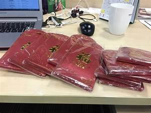 Ang pow packets... Ang Pow Quotes