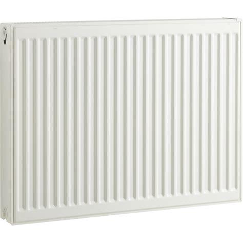 radiateur acier chauffage central radiateur chauffage central blanc l 80 cm 1370 w leroy merlin