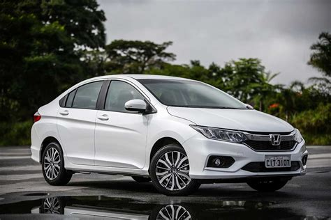 Honda City by Honda City 2018 Chega De Visual Renovado E Sem Esp