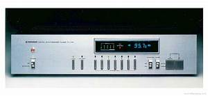 Pioneer Tx-710-2 - Manual  Fm Synthesized Stereo Tuner