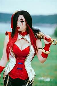 Warring Kingdoms Katarina from League of Legends by Yaya ...