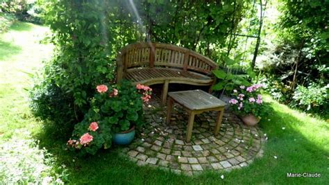 Coin Jardin by Coin Repos Ombrag 233 Jardin Am 233 Nagement Couleurs