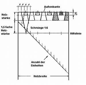 Teilung Berechnen : doppelter schwalbenschwanz ~ Themetempest.com Abrechnung
